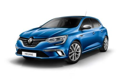 Lease Renault Megane car leasing