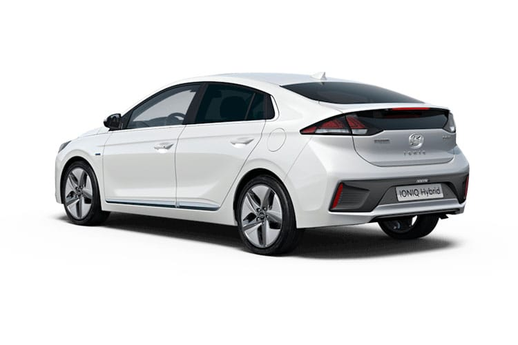 Hyundai IONIQ Hatch 5Dr 1.6 h-GDi PiH 8.9kWh 141PS Premium SE 5Dr DCT [Start Stop] back view