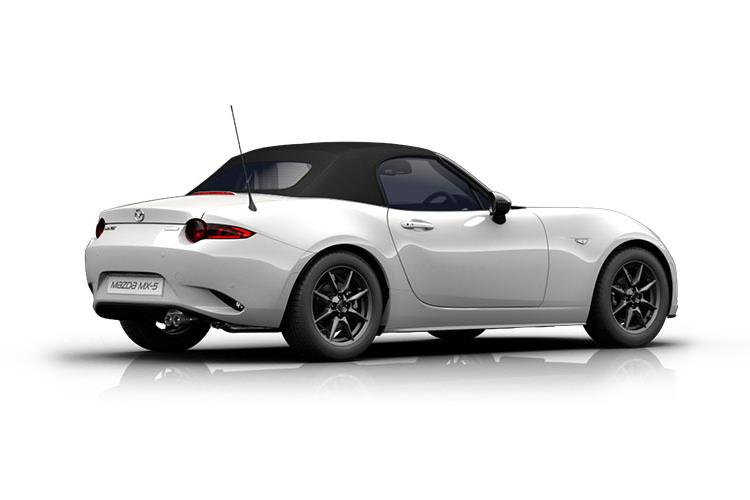 Mazda MX-5 RF 2.0 SKYACTIV-G 184PS GT Sport Tech 2Dr Auto [Start Stop] back view