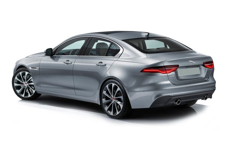 Jaguar XE Saloon AWD 2.0 i 300PS SE 4Dr Auto [Start Stop] back view