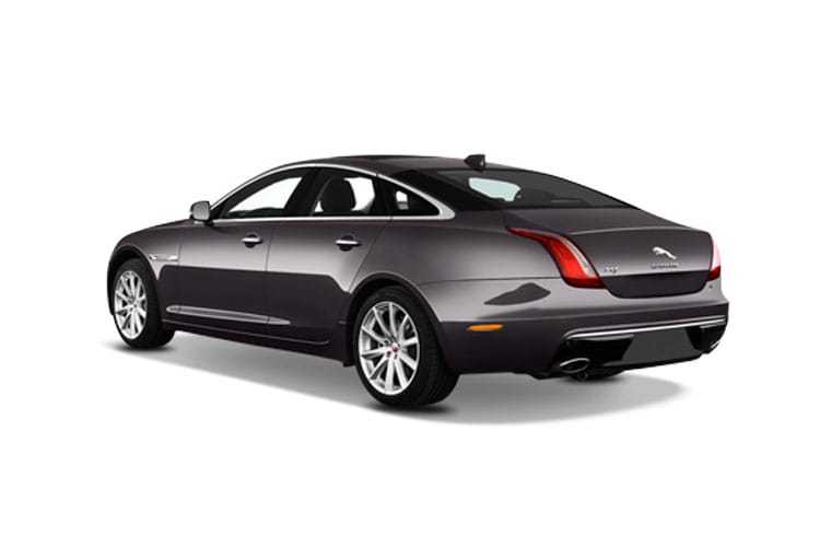 Jaguar XJ Saloon LWB 3.0 d V6 300PS Portfolio 4Dr Auto [Start Stop] back view