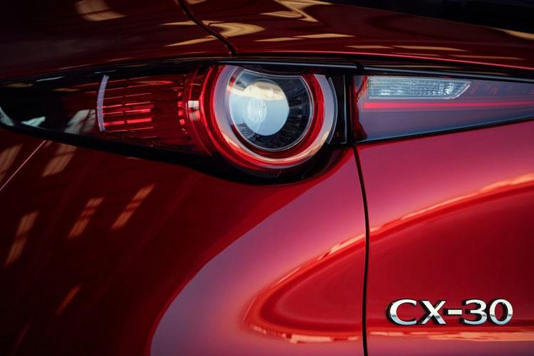 Mazda CX-30 SUV 4wd 2.0 SKYACTIV-X MHEV 180PS Sport Lux 5Dr Manual [Start Stop] detail view