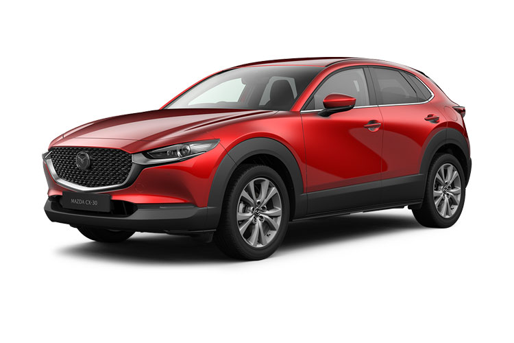Mazda CX-30 SUV 4wd 2.0 SKYACTIV-X MHEV 180PS Sport Lux 5Dr Manual [Start Stop] front view