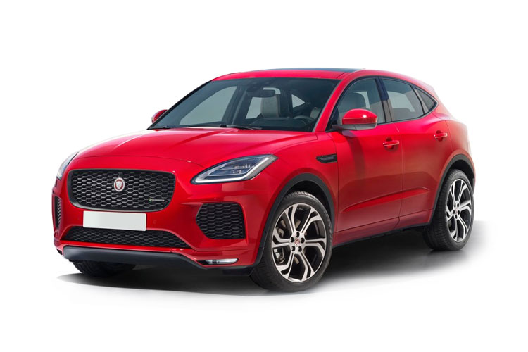 Jaguar E-PACE SUV AWD 2.0 i MHEV 200PS SE 5Dr Auto [Start Stop] front view
