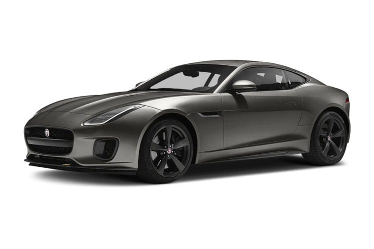 Jaguar F-TYPE Coupe AWD 5.0 V8 575PS R 2Dr Auto [Start Stop] front view