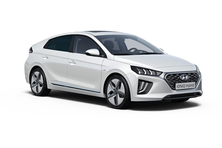 Hyundai IONIQ Hatch 5Dr 1.6 h-GDi PiH 8.9kWh 141PS Premium SE 5Dr DCT [Start Stop] front view