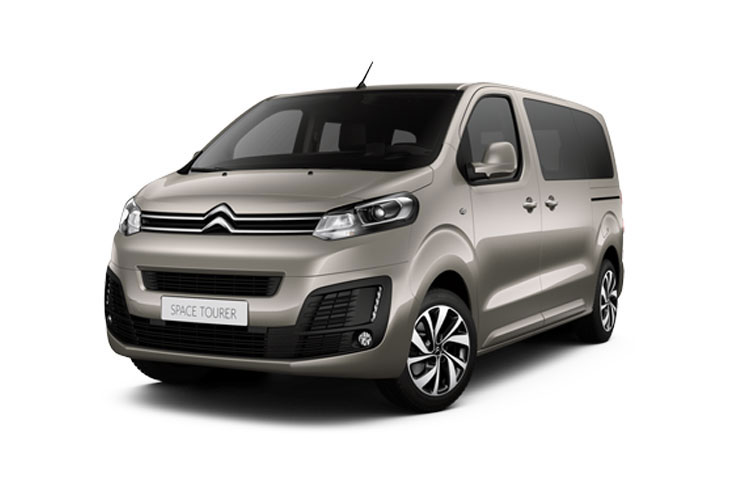 Citroen SpaceTourer M 5Dr 1.5 BlueHDi FWD 120PS Business MPV Manual [Start Stop] [9Seat] front view