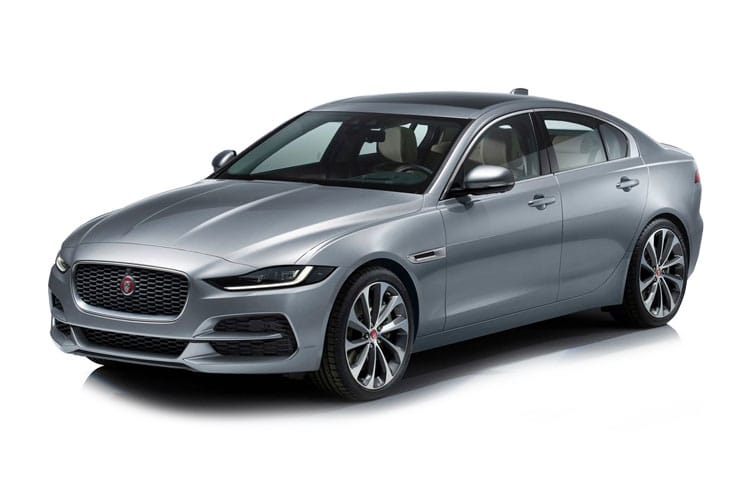 Jaguar XE Saloon AWD 2.0 i 300PS SE 4Dr Auto [Start Stop] front view