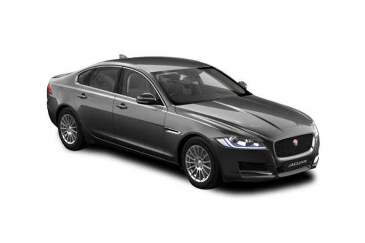 Jaguar XF Saloon 2.0 d MHEV 204PS R-Dynamic SE 4Dr Auto [Start Stop] front view