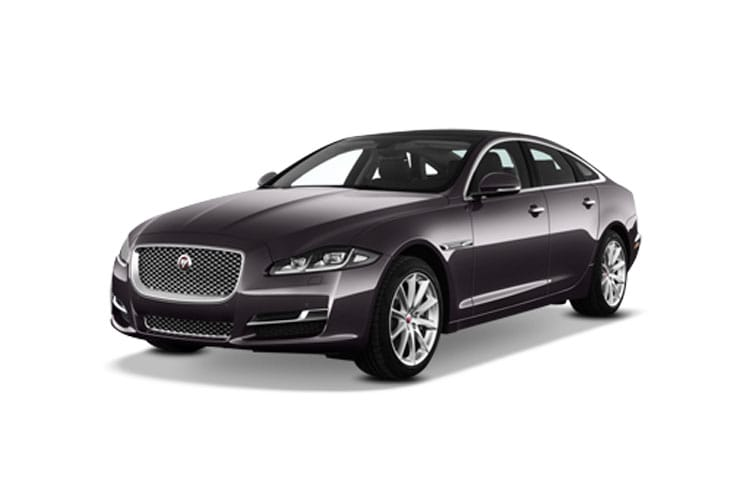Jaguar XJ Saloon LWB 3.0 d V6 300PS Portfolio 4Dr Auto [Start Stop] front view