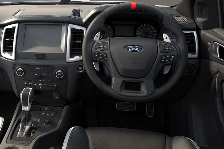 Ford Ranger PickUp Double Cab 4wd 3.2 TDCi 4WD 200PS Wildtrak Pickup Double Cab Auto [Start Stop] inside view