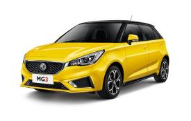 MG Motor UK MG3 Hatchback car leasing